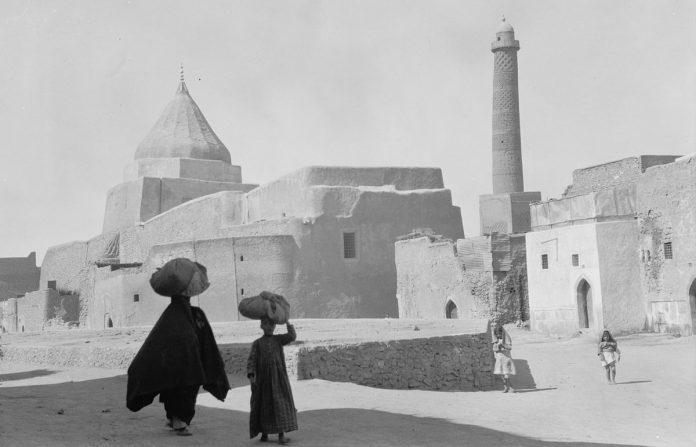 Mezquita de Mosul. Imagen de archivo.