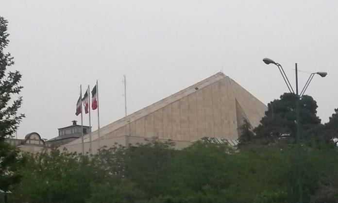 Uno de los atentados se produjo en el Parlamento de Irán. Imagen de archivo.