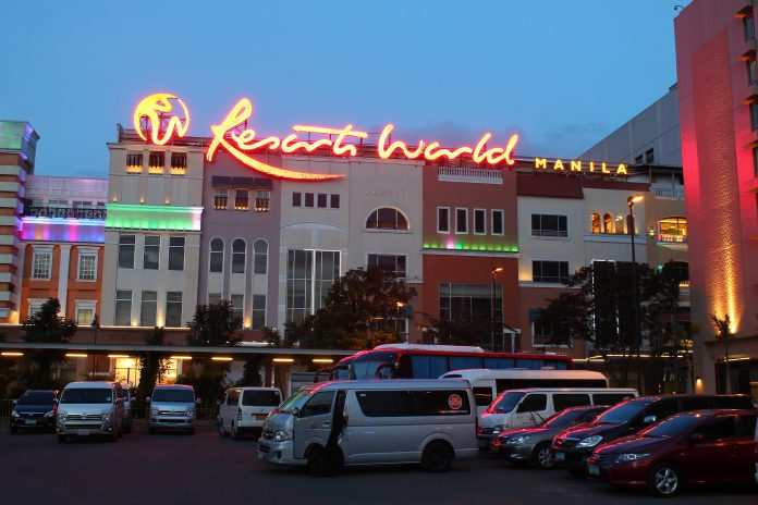 El ataque tuvo lugar en Resorts World Manila. Imagen de archivo.