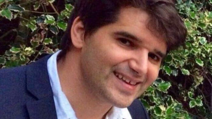 Ignacio Echeverría, español desaparecido en el atentado de London Bridge. Estrella Digital.