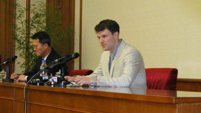 Otto Warmbier, el estudiante estadounidense condenado por Corea del Norte. WHNT.