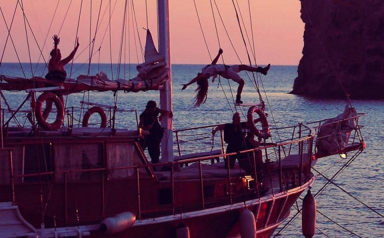La compañía de teatro Sea-change presenta La Tempestad