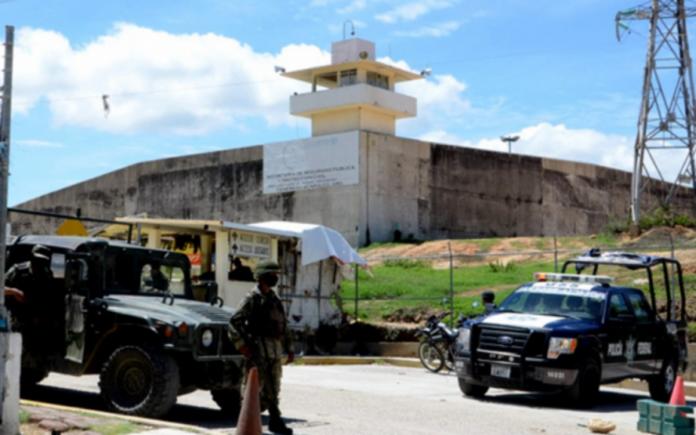 La riña tuvo lugar en el penal de Las Cruces. Noticias MVS.