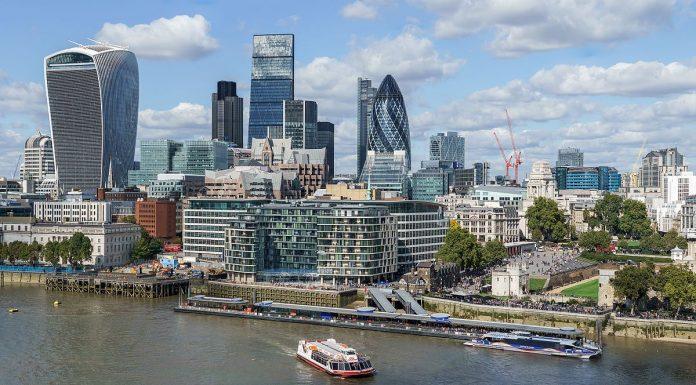 El Brexit podría hacer peligrar 70.000 empleos en la City. Imagen de archivo.