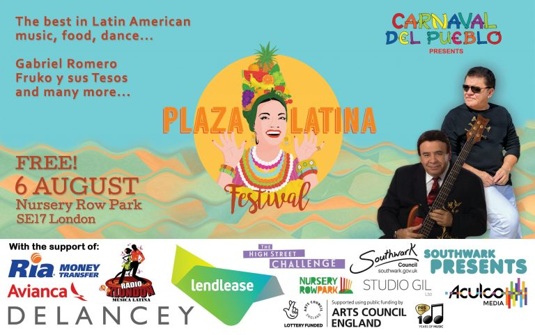 "Regresa el mayor festival latinoamericano de Londres ""Plaza Latina"""