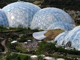 Otros complejos similares al Eden Project podrían instalarse en China y los EEUU