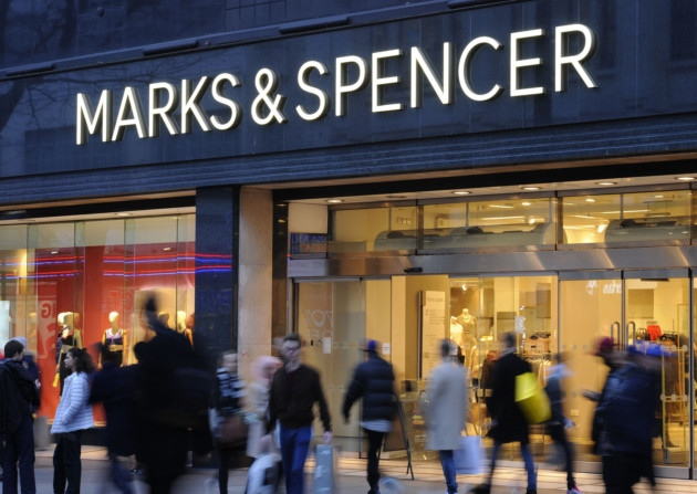Marks & Spencer utilizaba una alarma para alejar a las personas sin hogar