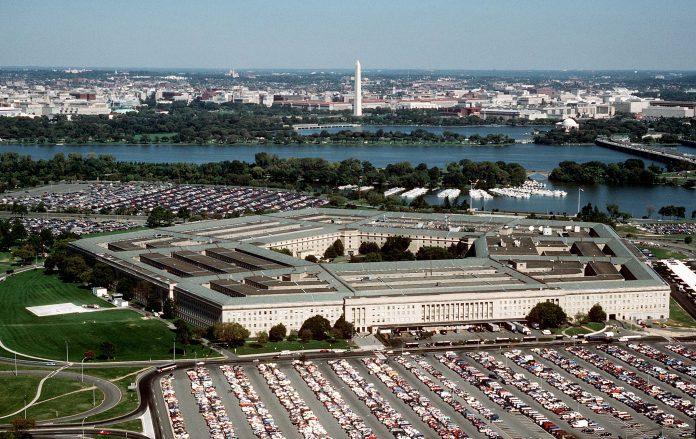 El Pentágono, sede del Departamento de Defensa de Estados Unidos. Imagen de archivo.