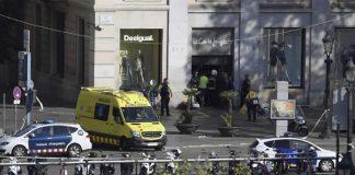 El atentado de Barcelona tuvo lugar en La Rambla. Colombia.com
