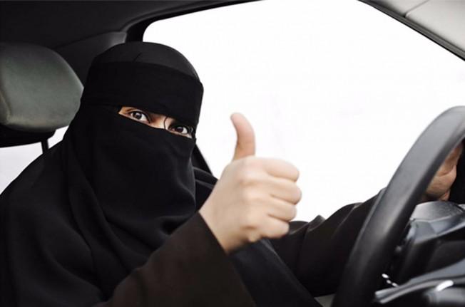 Por primera vez las mujeres podrán conducir en Arabia Saudita