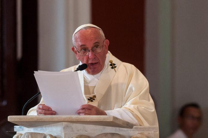 El papa Francisco. Imagen de archivo.