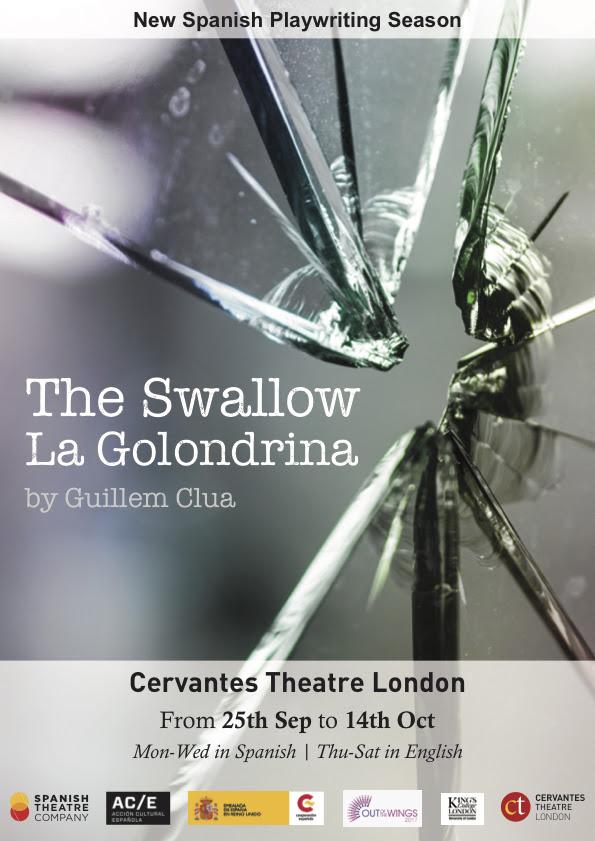 El teatro Cervantes presenta La Golondrina