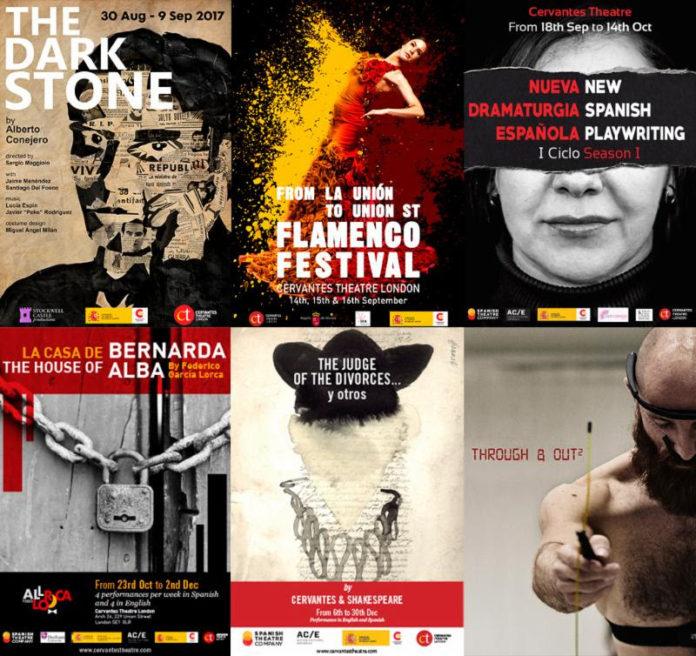 Temporada otoño-invierno del Cervantes Theatre.