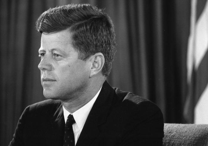 El expresidente John F. Kennedy. Imagen de archivo.