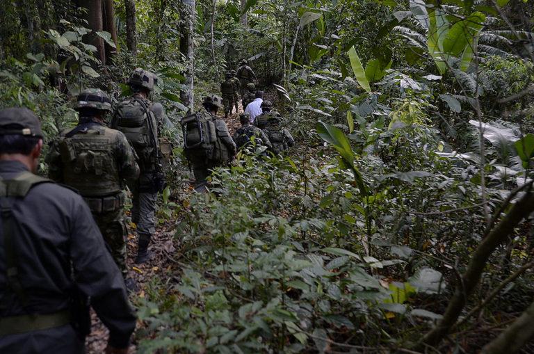 Bajan los homicidios en Colombia