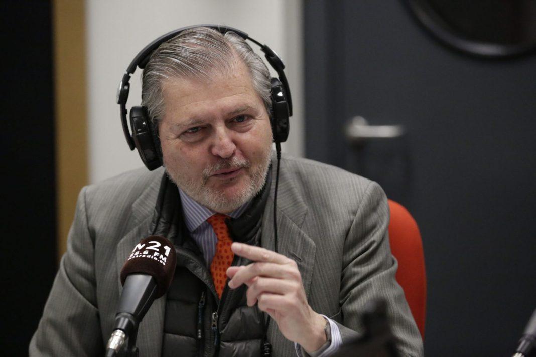 Iñigo Méndez de Vigo, ministro de Educación, Cultura y Deporte. Imagen de archivo.