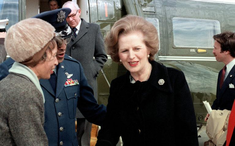 Rechazan propuesta para colocar una estatua de Margaret Thatcher