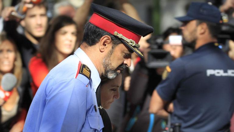 El exjefe de los Mossos d'Esquadra declara ante la Audiencia Nacional