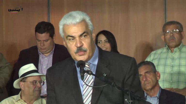 La oposición no se presentará a las presidenciales de Venezuela