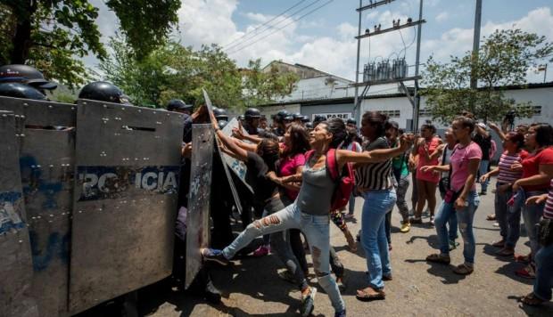 68 muertos en un motín en una cárcel de Venezuela