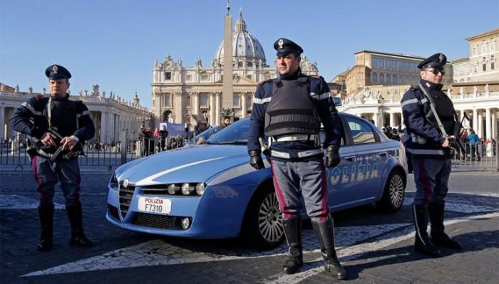 Roma en alerta ante amenaza de ataque terrorista