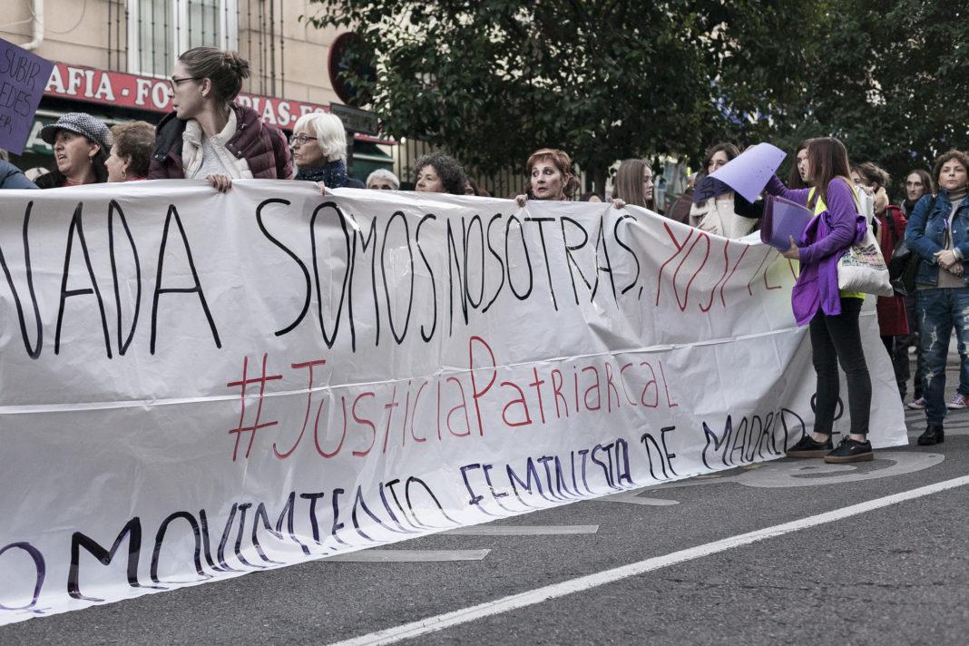 Manifestación en contra de la sentencia de La Manada. Vice.com