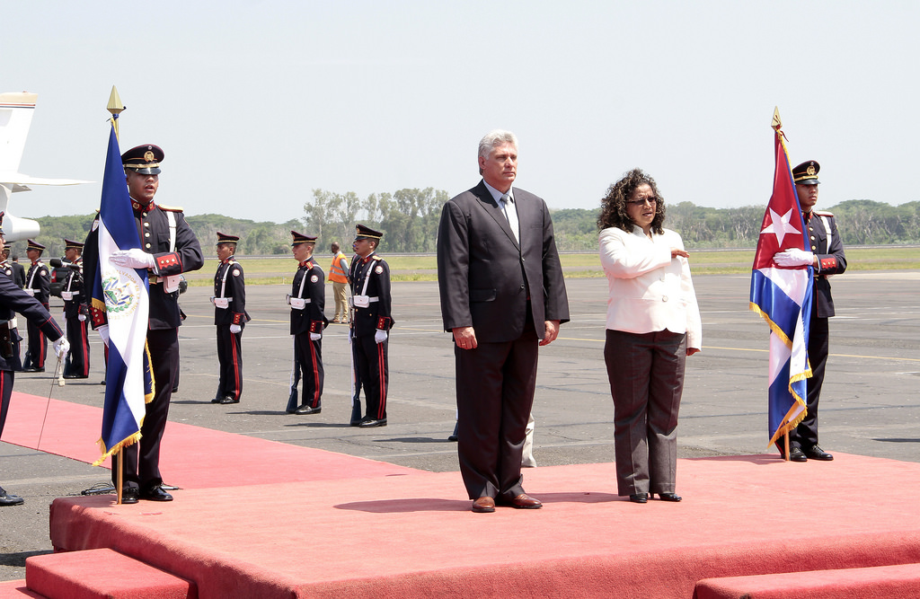 Miguel Díaz Canel, presidente de Cuba. Imagen de archivo.