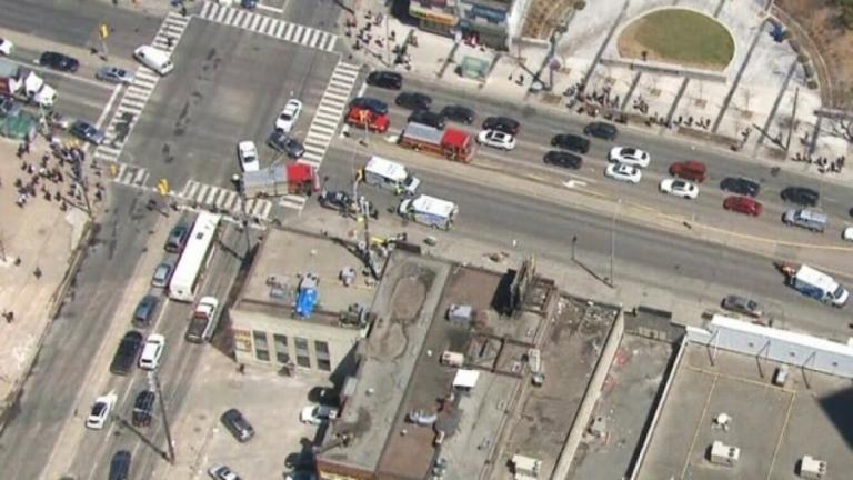 Al menos 10 muertos y 15 heridos en un atropello en Toronto