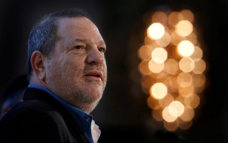 Harvey Weinstein se entrega en Nueva York