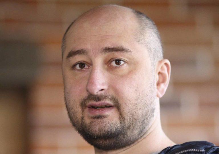 El periodista ruso que Kiev daba por muerto aparece en la televisión