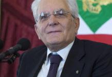 Sergio Mattarela, presidente de la República italiana. Formiche.