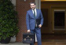 Màxim Huerta dimite como ministro de Cultura y Deporte español. Imagen de archivo.