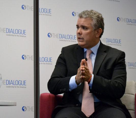 Iván Duque gana las elecciones presidenciales colombianas. Imagen de archivo.