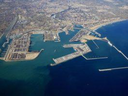 Los refugiados del Aquarius desembarcaron este domingo en el Puerto de Valencia. Imagen de archivo.