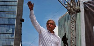 Andrés Manuel López Obrador, nuevo presidente de México. Imagen de archivo.