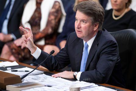 Acusan por cuarta vez de abuso sexual al candidato del Supremo de EE.UU.