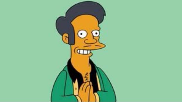 Los Simpson se despiden de Apu