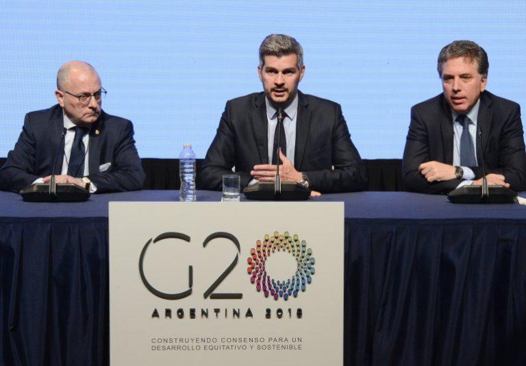 La seguridad del G20, se entrenó con espías de la CIA y el FBI
