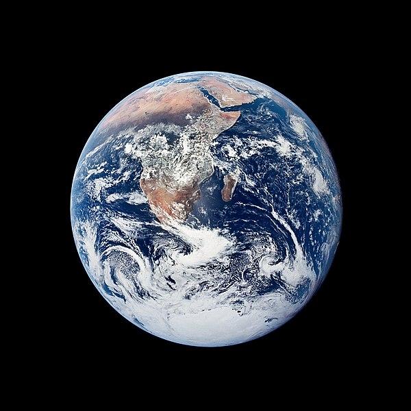 Planeta Tierra. Wikipedia.
