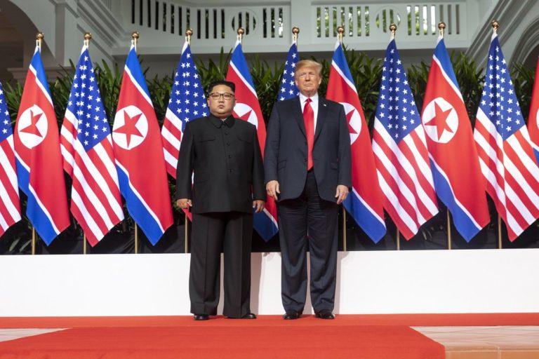 Corea del Norte suspende el diálogo con EEUU