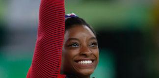 Simone Biles, se convierte en la gimnasta con más medallas en la historia de los Mundiales. Wikimedia Commons.